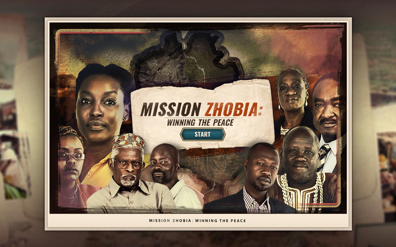 Mission Zhobia: Winning the peace