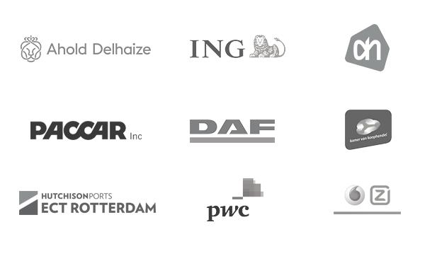 Mathijs sterrenburg client logos greyscale