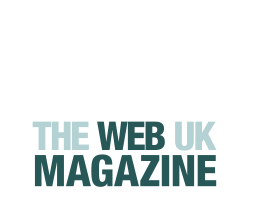 The WebUK magazine logo